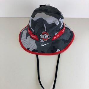 Nike Dri-Fit Ohio State Buckeyes Bucket/Safari Hat